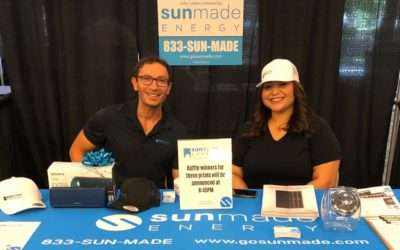 SunMade Energy attends 2019 Women's Summit